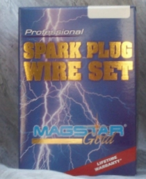 Magstar Gold Ignition wires